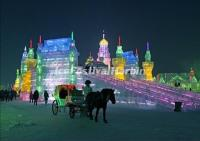 Ice and Snow World Harbin China