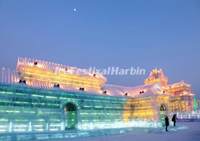 Harbin Ice and Snow World 2013