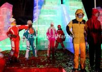 2013 Harbin Ice Lantern Art Fair