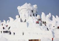 Harbin Snow Sclptures