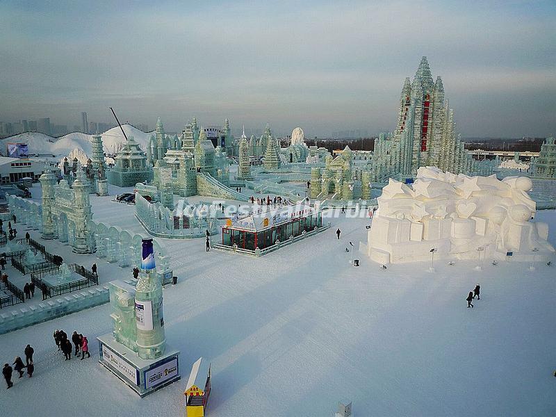 2014 Harbin Ice and Snow World