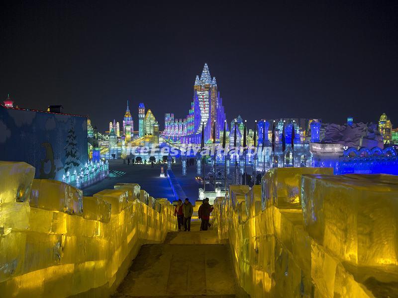 2017 Harbin Ice And Snow World