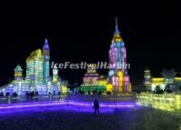 2014 Harbin Ice Sculptures