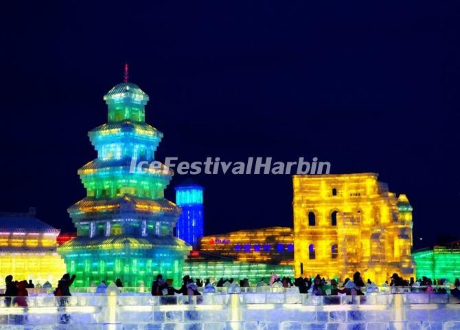 Harbin Ice Festival 2014 Picture