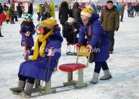 2014 Harbin Songhua River Ice and Snow Happy Valley