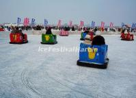 Harbin Ice Dodgems Driving