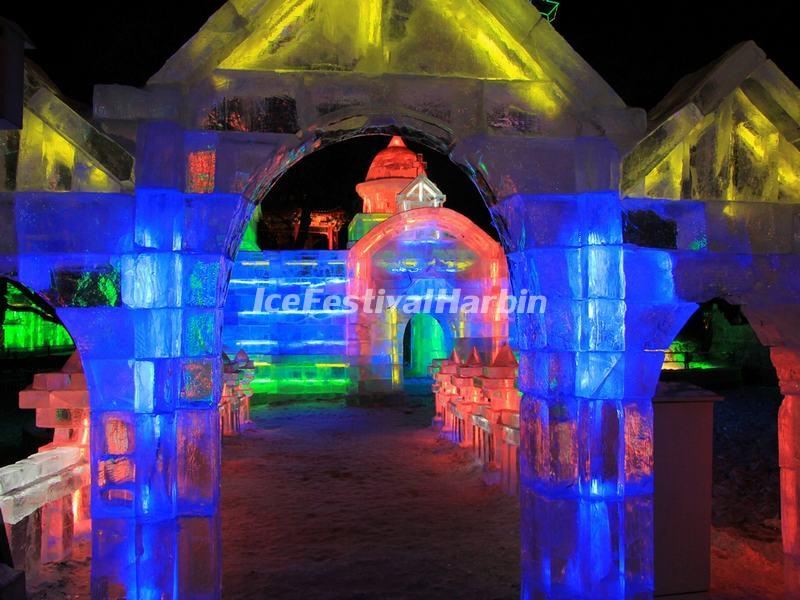 2014 Harbin Ice Lantern Fair