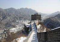 Badaling Great Wall Snow