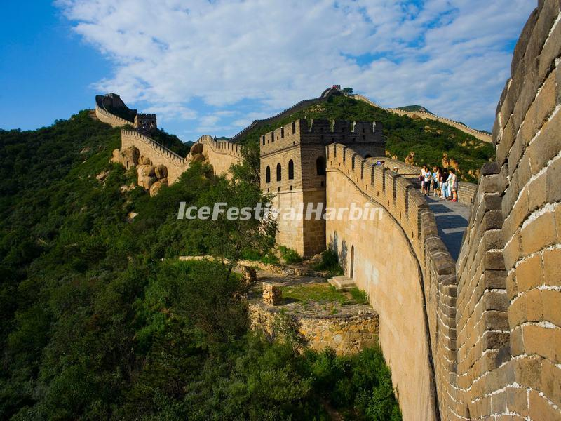 Great Wall in Badaling