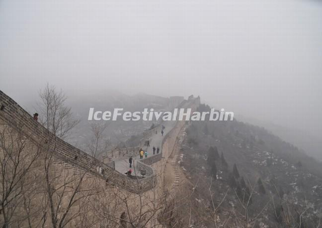 Badaling Great Wall January