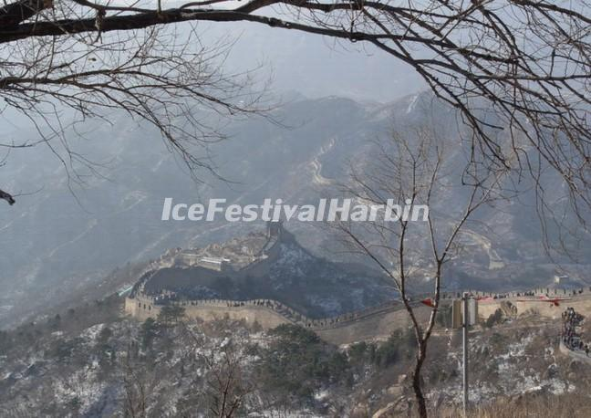 Badaling Great Wall Winter