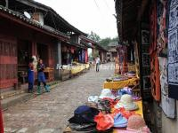 The Street in Baisha Ancient Town