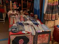 The Tourist Souvenirs in Baisha Ancient Town, Lijiang