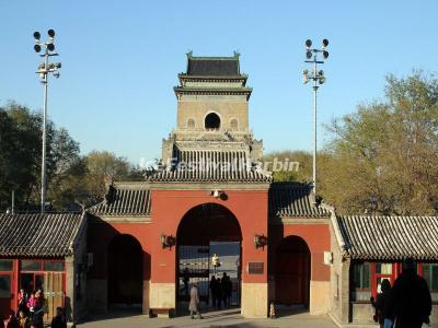 Bell Tower Beijing