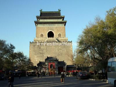 Bell Tower in Beijing