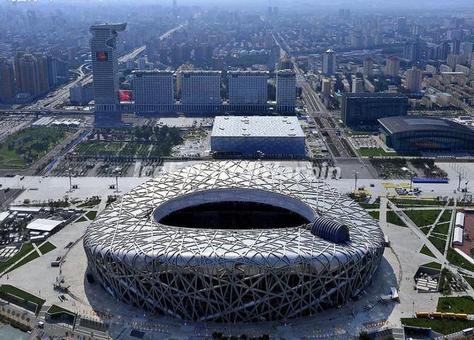 Beijing bird 39 s nest beijing bird 39 s nest photos china for The bird s nest stadium