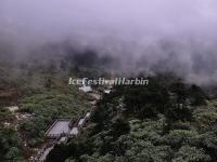 The Simatan Scenic Area in Cangshan Mountain