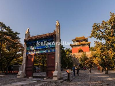 Changling Tomb in Beijing