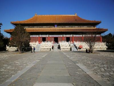 Beijing Changling Tomb