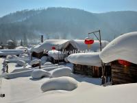China Snow Villlage