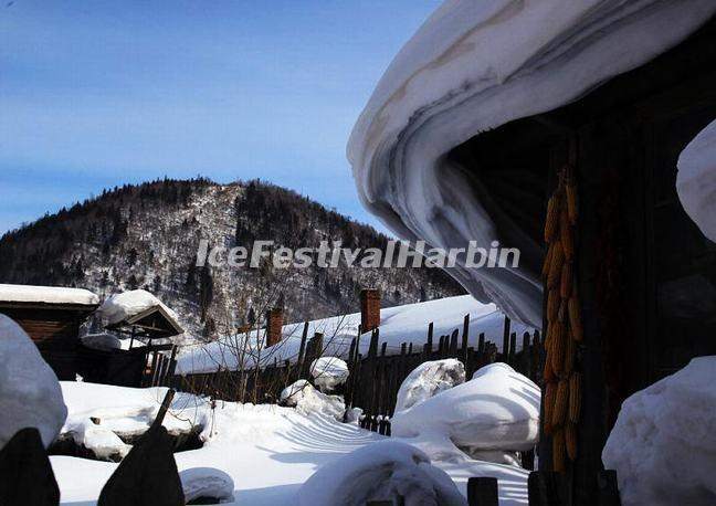 China's Snow Town, Heilongjiang