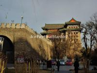 Beijing Ming City Wall Ruins Park (Dongbianmen)