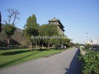 Beijing Ming City Wall Relics Park-Dongbianmen
