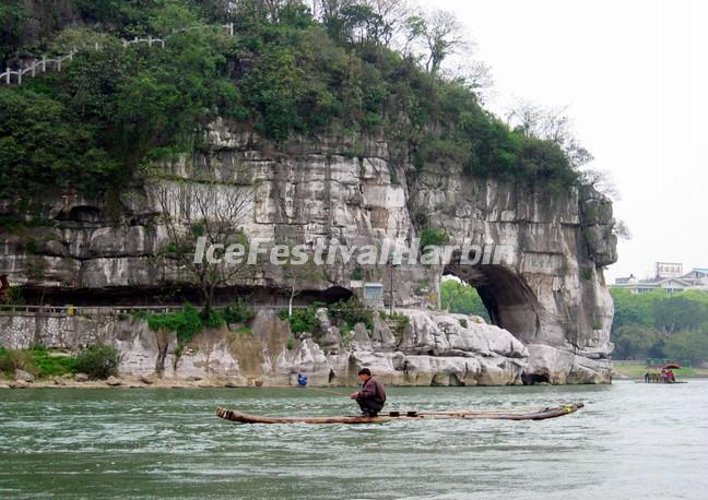 Guilin Elephant Trunk Hill