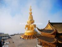 Emei Mountain Golden Summit