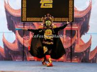 Sichuan Opera Face Changing Show in Chengdu