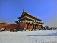 A Building in Forbidden City