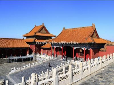 Palace Museum (Forbidden City) Beijing
