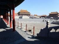 Beijing Forbidden City in Winter