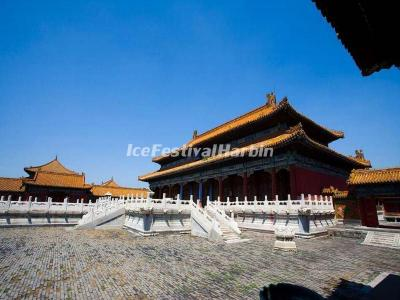 Beijing Palace Museum (Forbidden City)