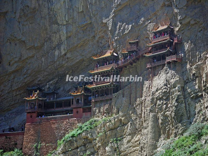 Datong Hanging Temple