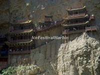 Hanging Monastery Datong, China