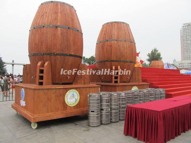 Harbin International Beer Festival 2013