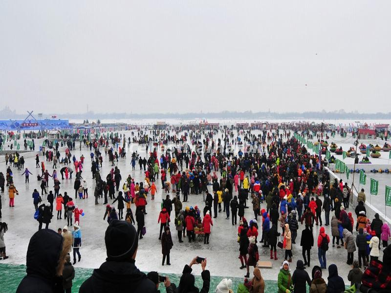 Harbin Ice and Snow Happy Valley 2015