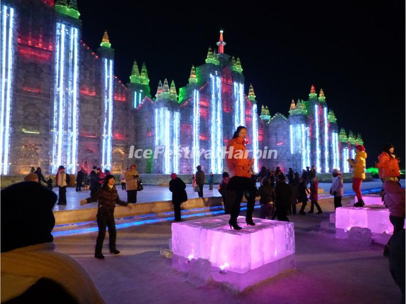 The 9th Harbin Ice and Snow World
