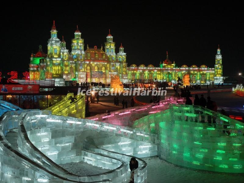 Harbin Ice and Snow World 2009