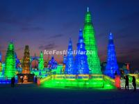 Harbin Ice and Snow World 2012