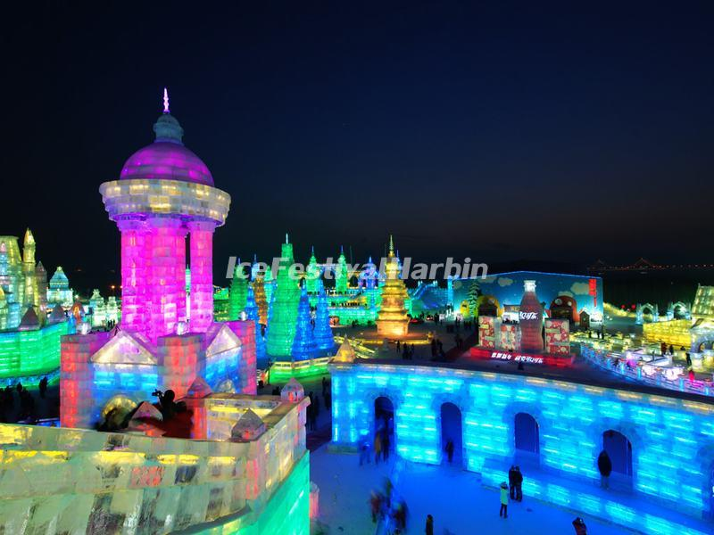 Harbin Ice and Snow World 2012 - Harbin Ice and Snow World