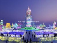 Harbin Ice and Snow World 2014