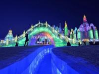 Ice and Snow World Harbin 2014