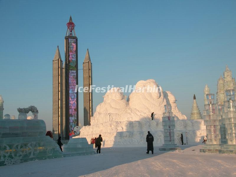 2015 Harbin Ice and Snow World