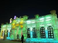 2015 Harbin Ice and Snow World Post Office