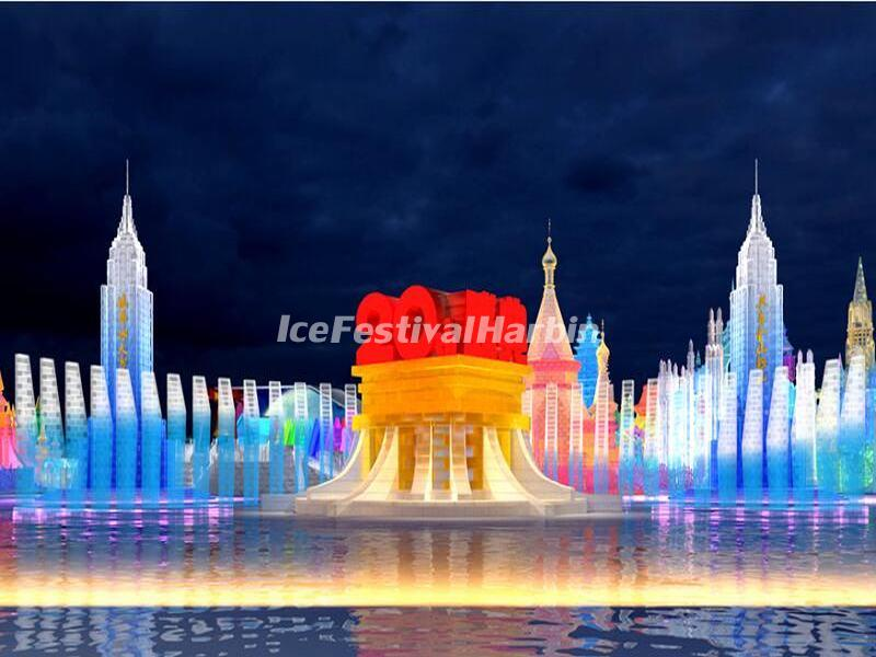 Harbin Ice and Snow World 2019