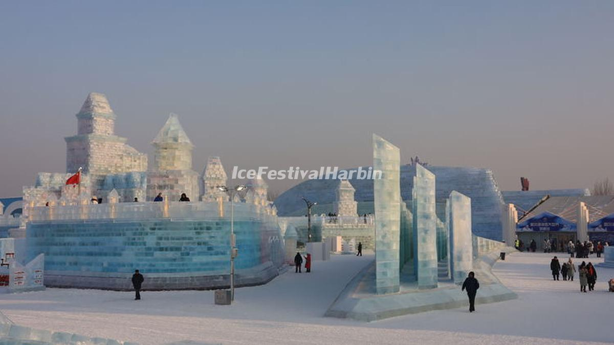 2020 Harbin Ice and Snow World