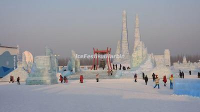 2020 Harbin Ice Snow World
