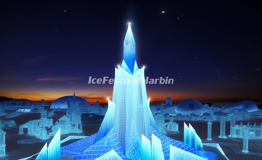 Harbin Ice and Snow World 2021